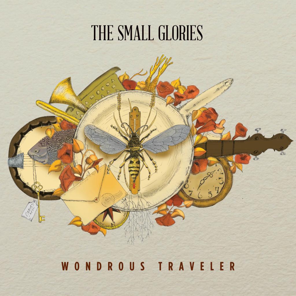 Album cover supplied