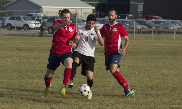 New coach, new year for men's soccer