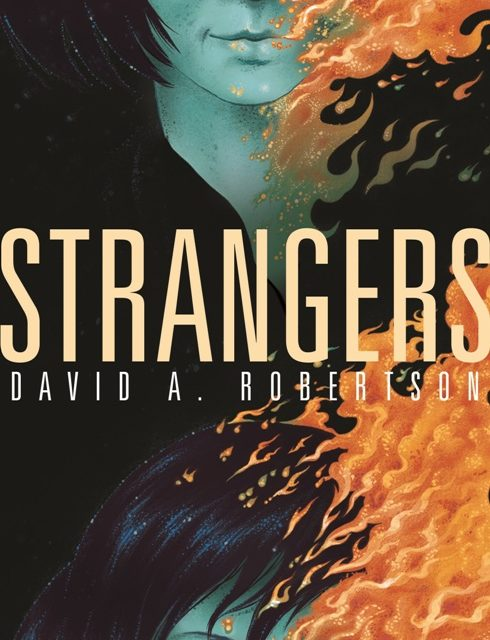 Book Review: Strangers by David Alexander Robertson