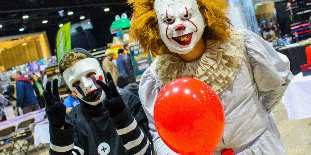 Central Canada Comic Con in 9 Pictures