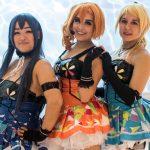 Anime Dance Group Celebrate Anniversary at C4