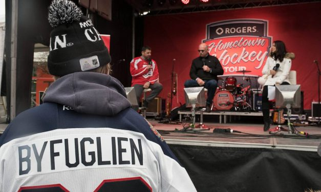 Rogers Hometown Hockey tour skates into Winnipeg