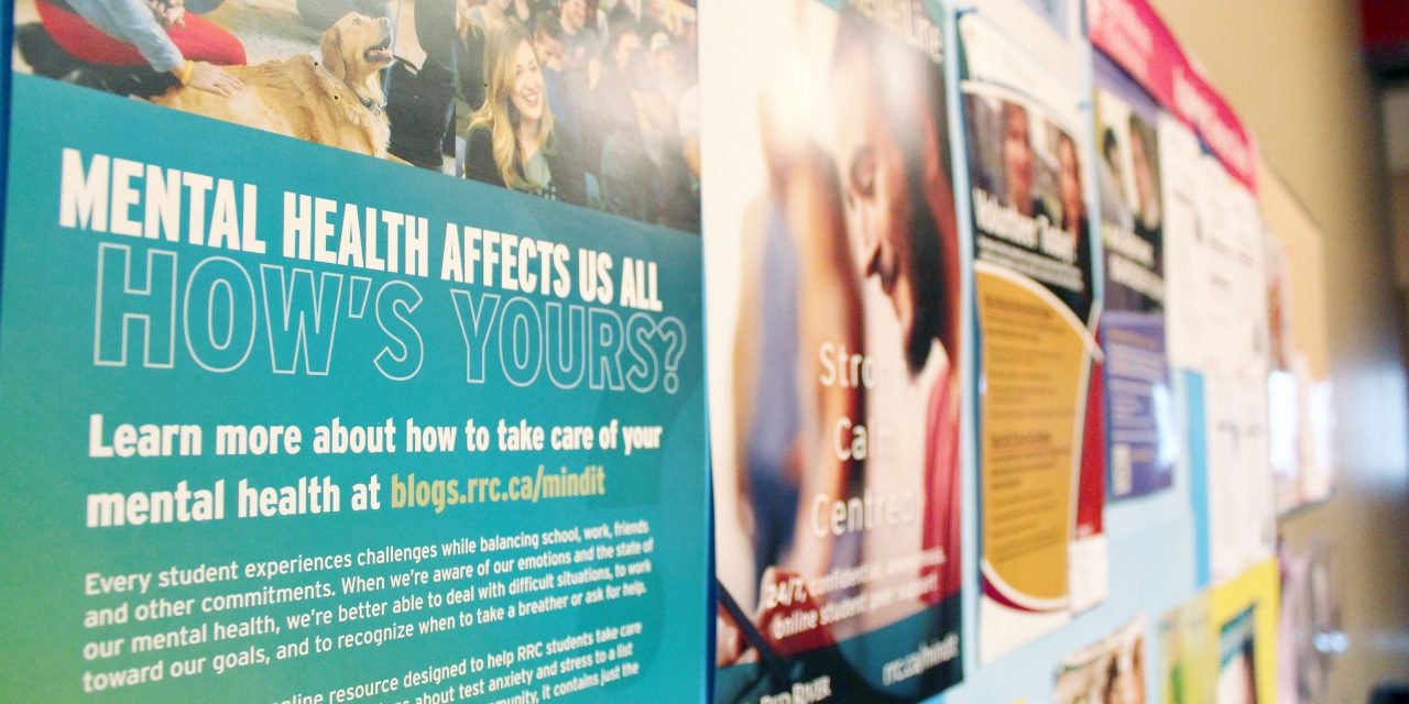 Dark days, sunny thoughts: access to mental health services important