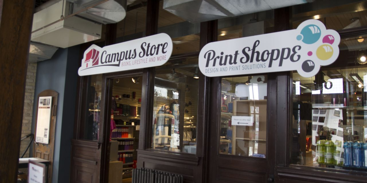 Print Shoppe swap leaves some students head-scratching