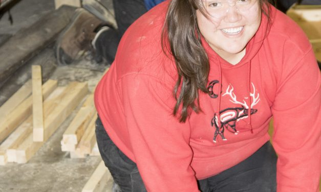College creates carpentry opportunities in remote communities