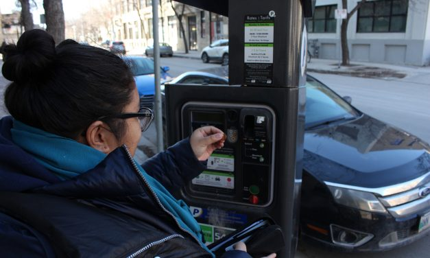 Downtown Parking Rates Increase