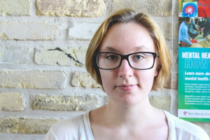"""Yana Matviechuk, 18, electrical engineering """"I take out student loans and just save all the money I can. I put it in an account and leave it there."""""""