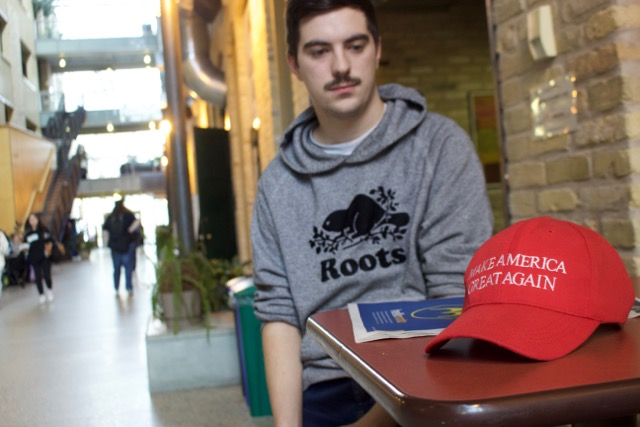 Students feel Trump tremors