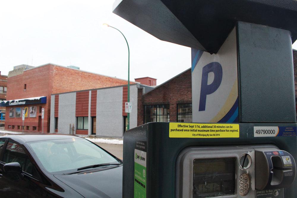 Parking pains