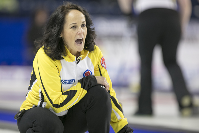 Englot snatches silver at Scotties