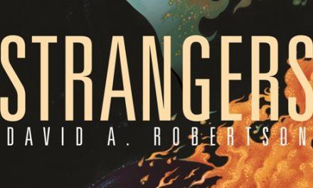 Book Review: Strangers by David Alexander Robertson