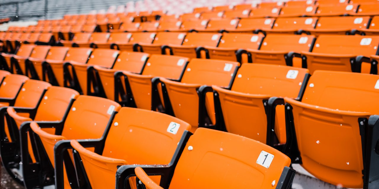 Great games, no attendance