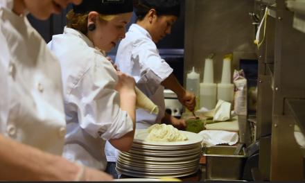 RRC alum Hy's first female executive chef