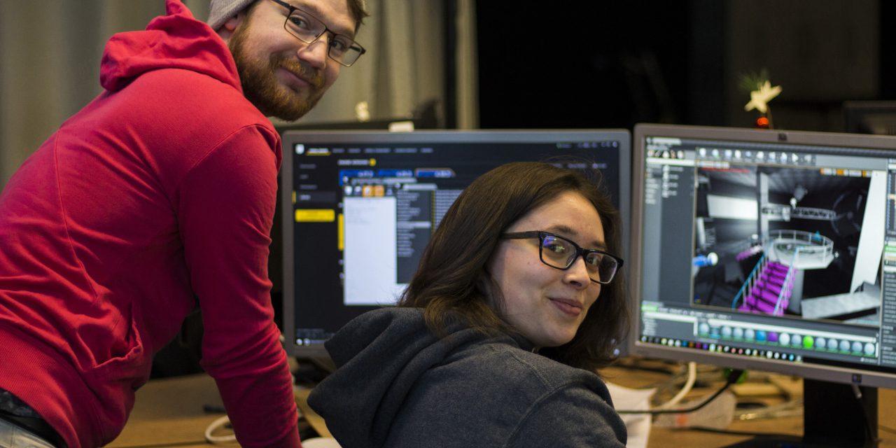 RRC students make the virtual a reality