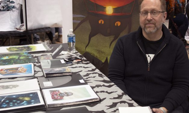 RRC Turns Out for Manitoba Comic Con