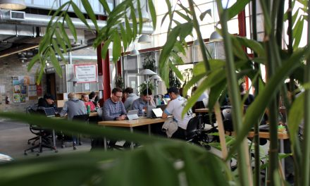 RRC Plants Students in a Learning Environment