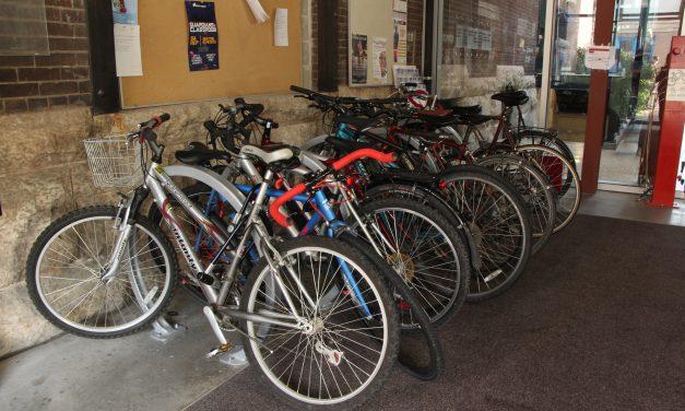 An Abundance of Bikes