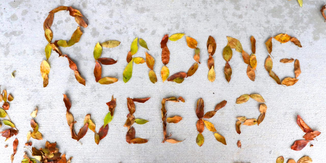 No Fall Reading Week for RRC Students