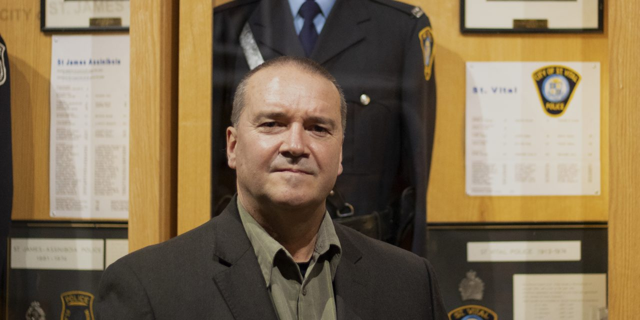 RRC Hires Police Instructor for New Course