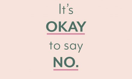 OPINION: The art of saying 'no'
