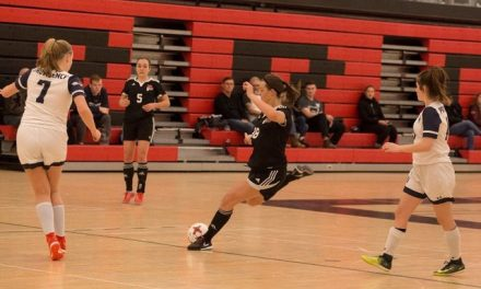 First-Year Rebels Women's Futsal Player Wins MCAC MVP