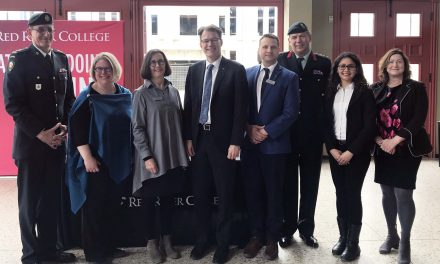 RRC paves the way for Manitoba post-secondary military partnerships