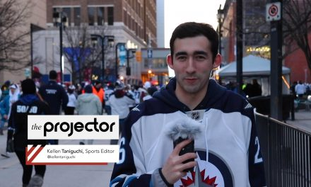 The Projector Live: Winnipeg Whiteout Street Party