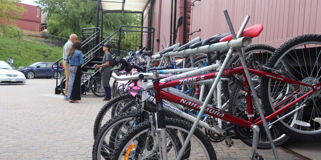 Building Bikes and Breaking Barriers