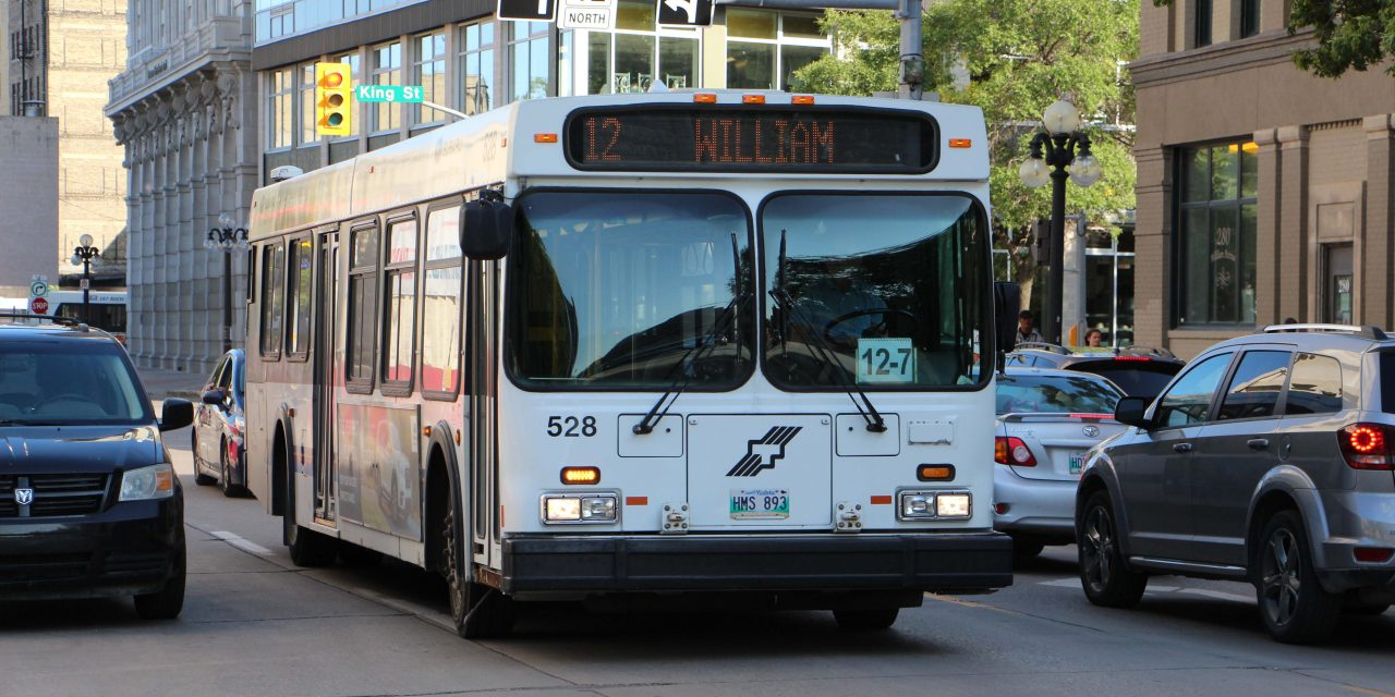 Bus to school? Look for alternatives in case Transit stops running.