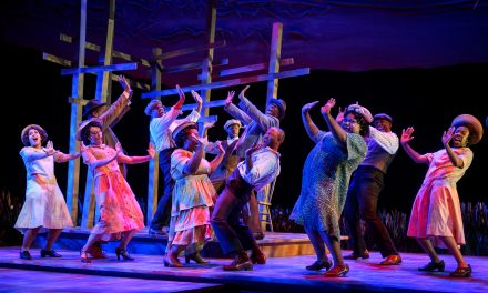 The Color Purple: Strong. Inspiring. Women.
