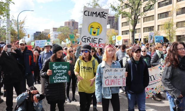 RRC kept absence policies in place during climate strike