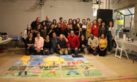 One Mural for Diversity Brings Community Together