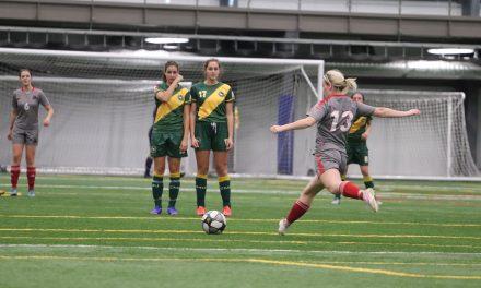 Rebels Women's Soccer Team Remains Undefeated, Men Struggle