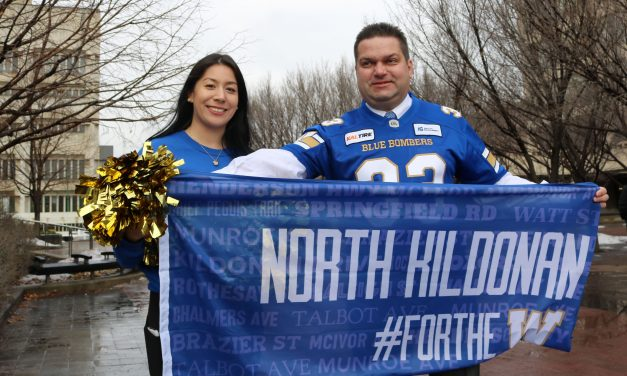 Grey Cup: Winnipeggers' Support in Full Force For The W