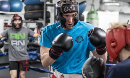 Winnipeg Amateur Boxer Swings For The Big Time