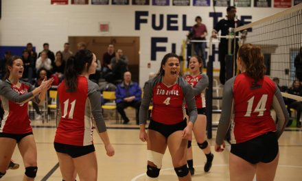 Q&A With Rebels Volleyball Captain Chloe Orteza