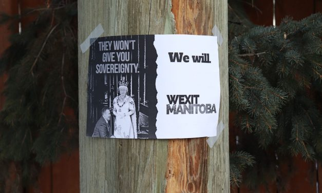 Wexit Message Reaches Manitoba