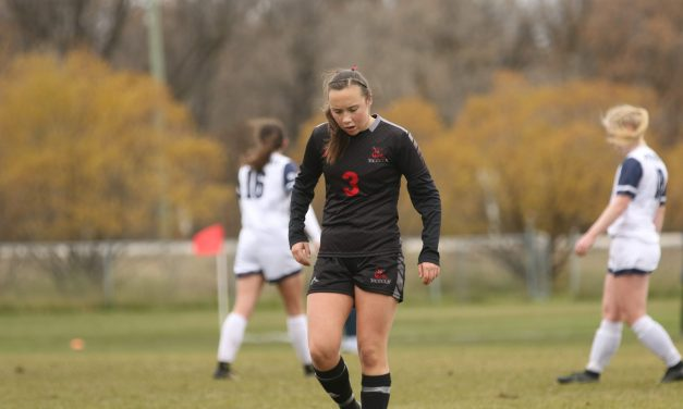 Award-winning Kezia Balzer leads Rebels soccer team