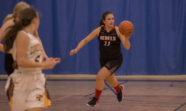 Jodene Kowalchuk leads top-ranked RRC women's basketball squad