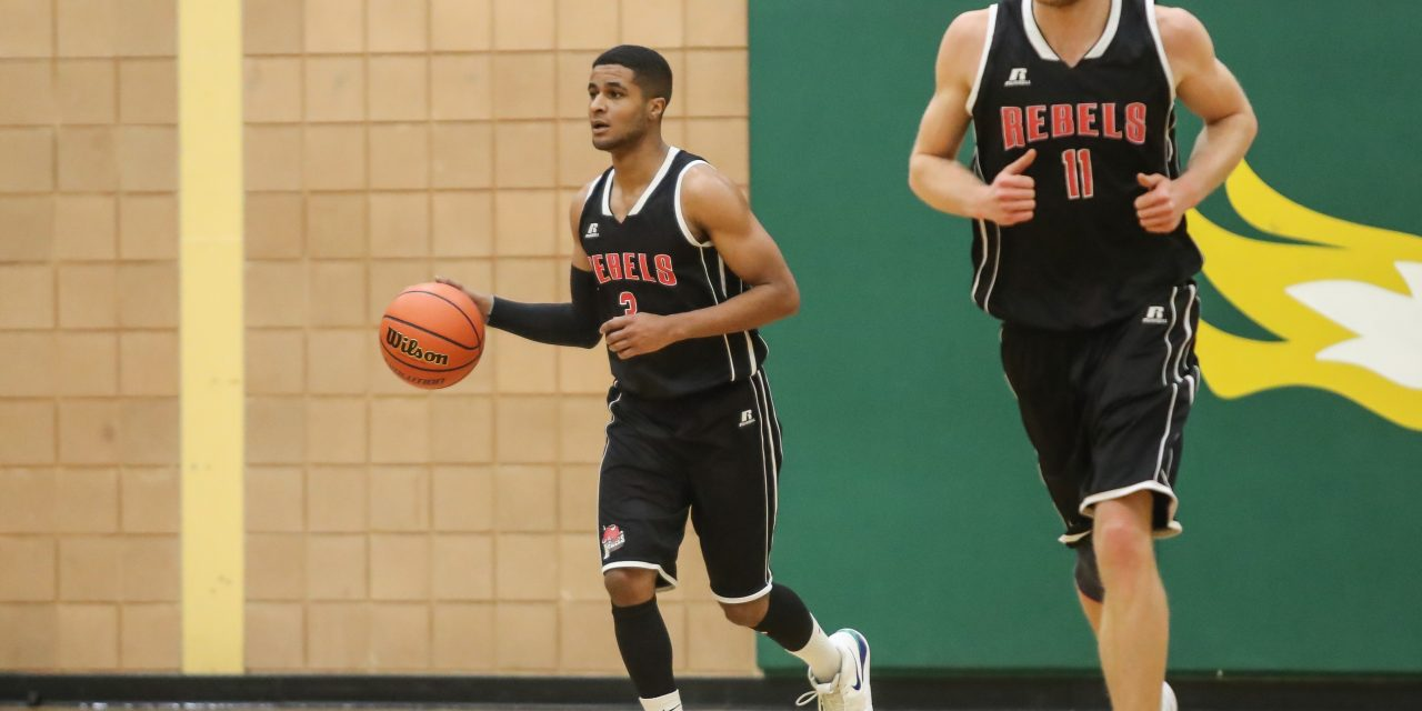 Rebels star on and off the court