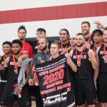Undefeated RRC men shine in MCAC final
