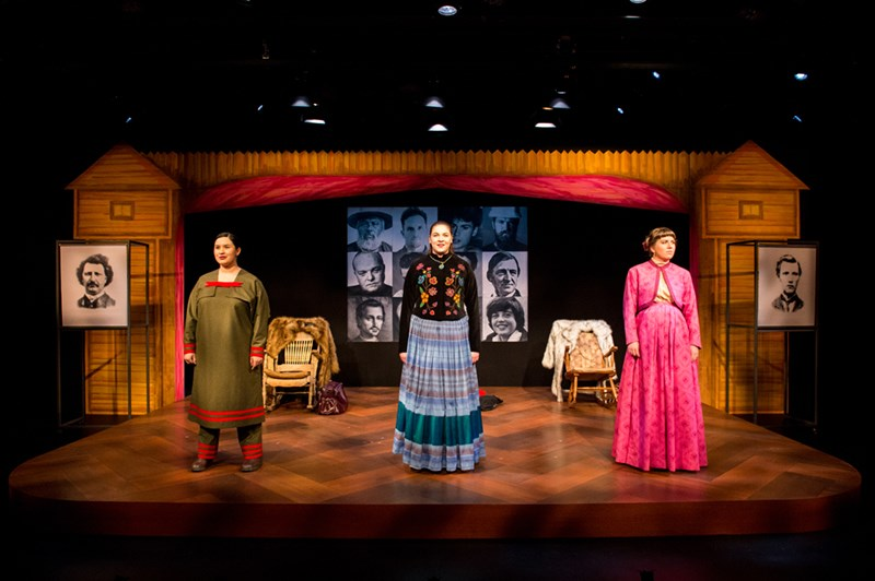 Replaying History: Manitoba Theatre Centre's Women of the Fur Trade