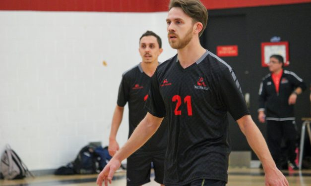 Devin Racicot brings international experience to RRC Rebels