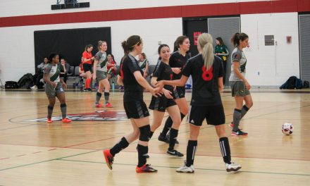 RRC women aiming for MCAC futsal title in Brandon