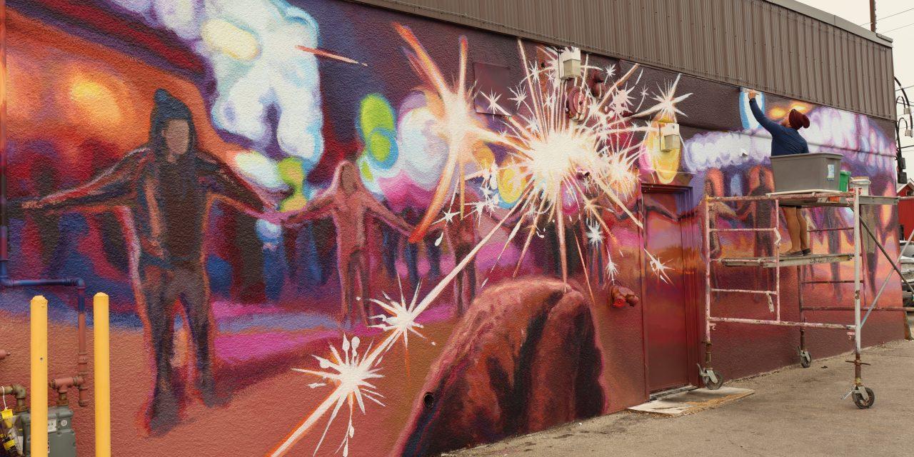 Revitalisation Through Public Art