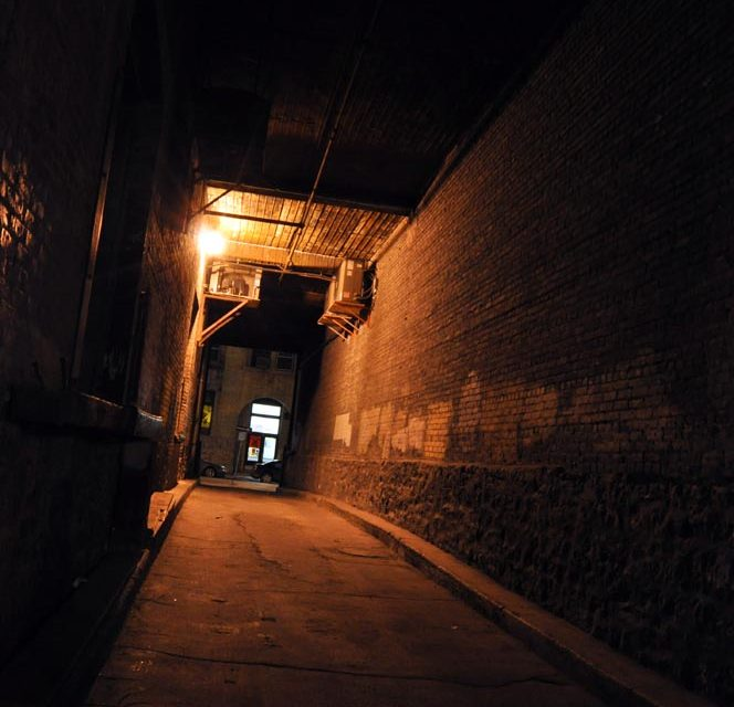 A Spooky Stroll Through Winnipeg