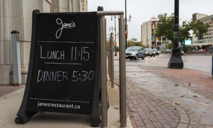 Jane's Restaurant sees some success in first month open