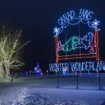 Driving Through A Winter Wonderland