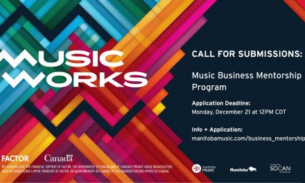 New Boost for Manitoba Musicians