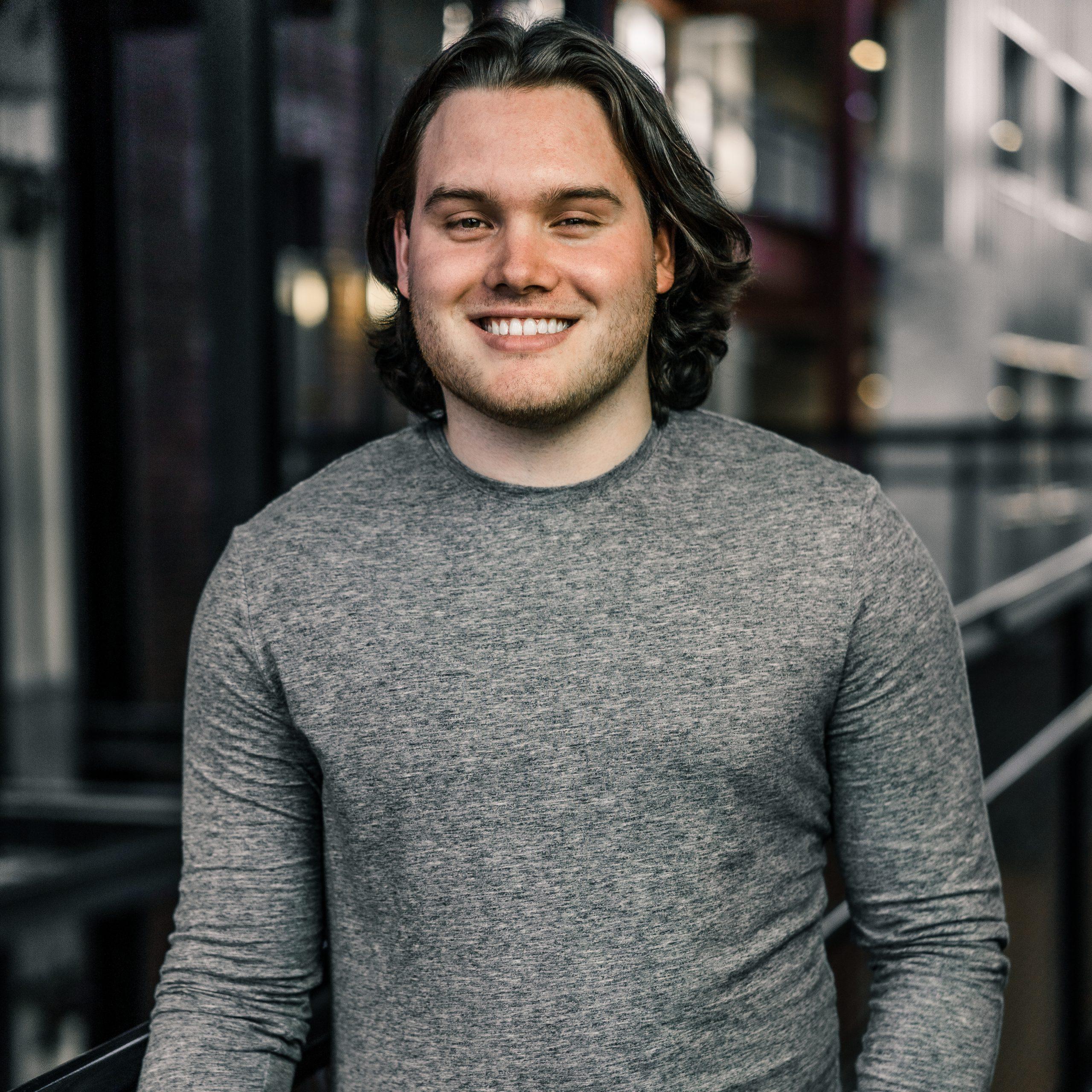 Bryce Hunt (he/him)